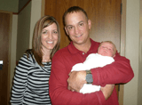Baby Adoption Annoucement - Congratulations to Darin & Stacey