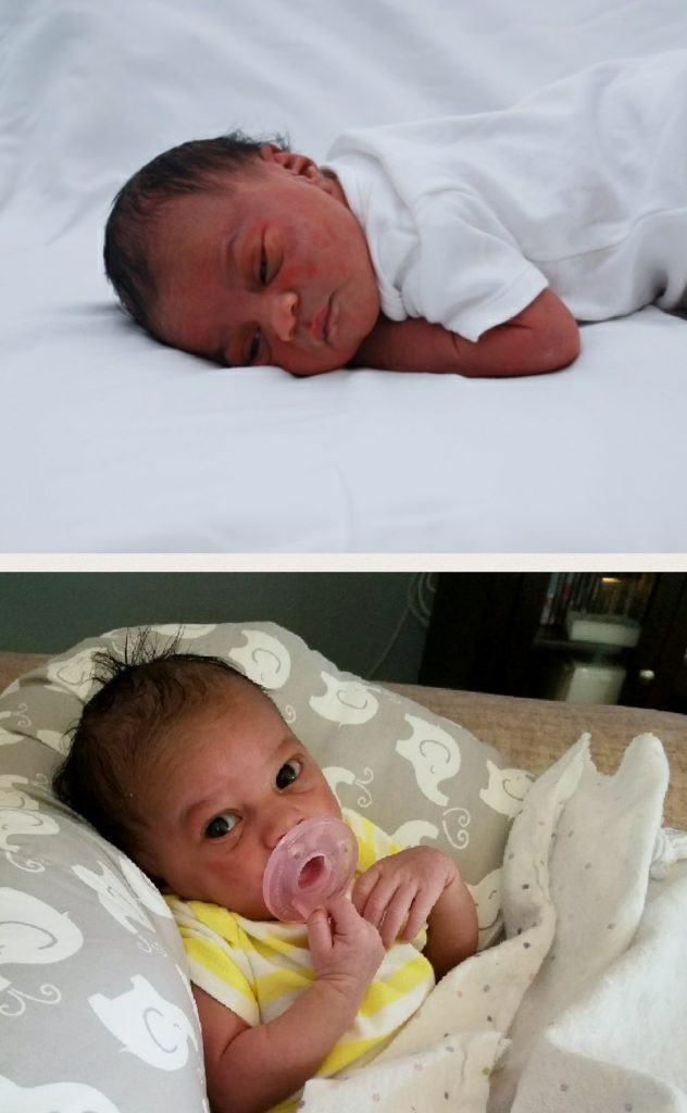 New Birth Announcement - Congratulations to Lattrice and Michael