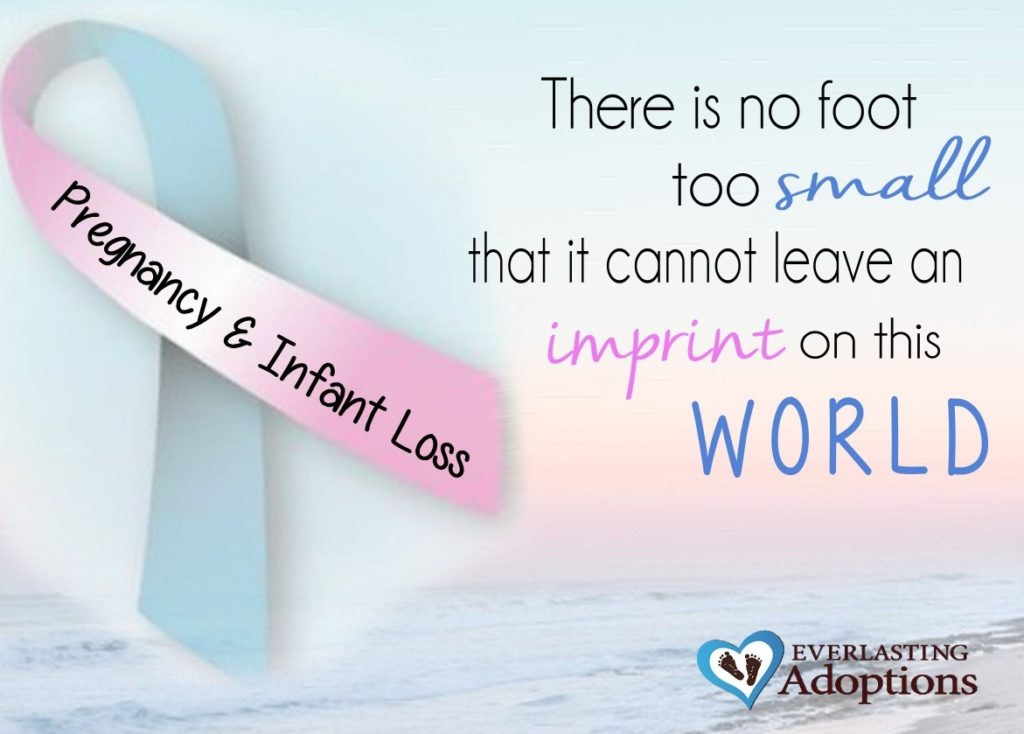 October is Pregnancy and Infant Loss Awareness Month
