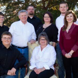 elizabeths immediate family