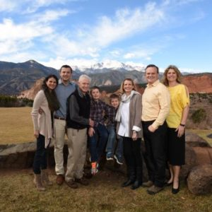 family colorado recent family brians parents brother sil and nephews