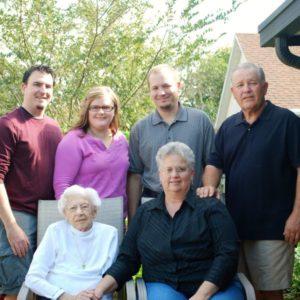 jessicas family