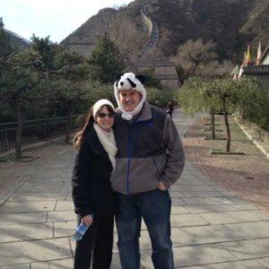 jon and andrea china again