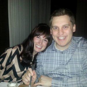 Andrea & Jon