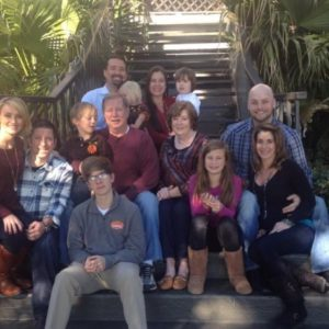 my familty thanksgiving 2014
