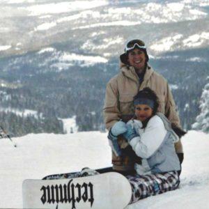 snowboarding v2