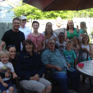 snyder kirsten family