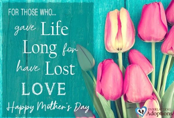 A Mother's Day Message