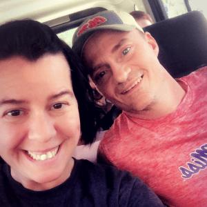Brandy & Joey in Mississippi