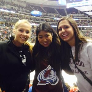 Avalanche Game with sister and friend