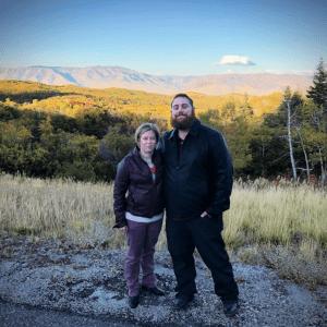 Nicole & Curtis in Utah