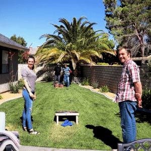 Trinity & Ryan in California