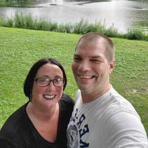 Shane & Kati in Pennsylvania
