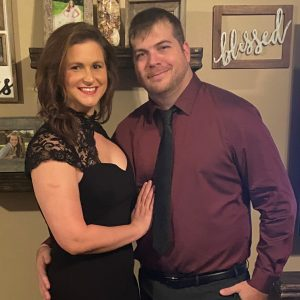 Melanie & Jesse in Louisiana