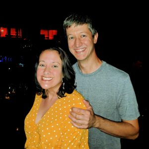 Stephanie & Mike in Massachusetts