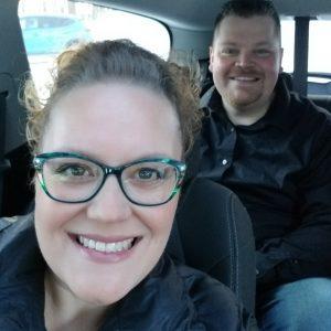Sabrina & Andy in Minnesota