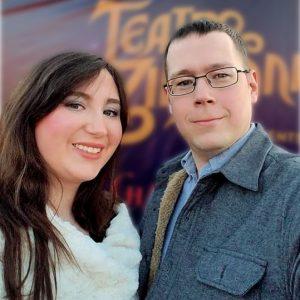 Miranda & Mike in Washington
