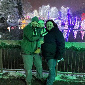 Anthony & Rebecca in Ohio