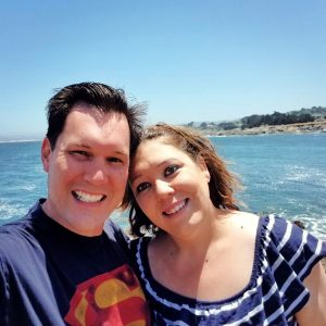 Lenae & Josh in California