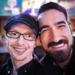 Kenny & Steven in Minnesota