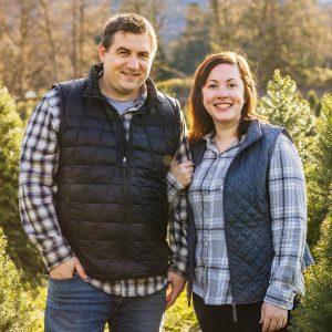 Molly & Jake in Washington