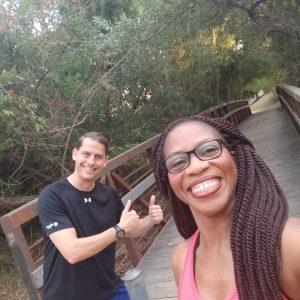 Margaret & Dan in California